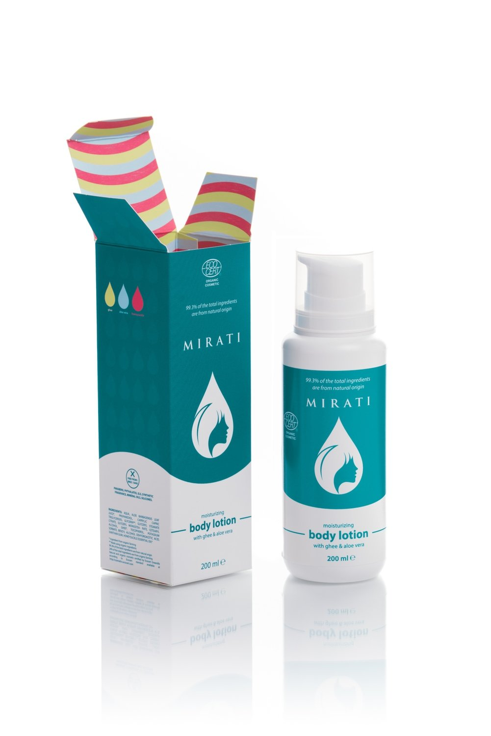Mirati Body Lotion 200 ml