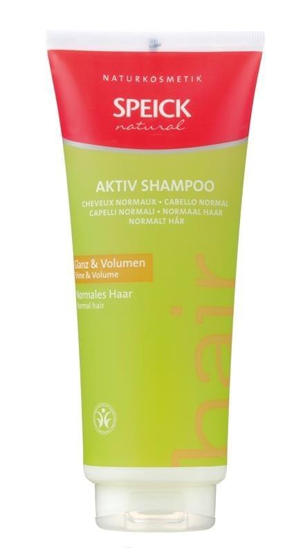 Speick Natural Aktiv Shampo Lucentezza & Volume 200 ml