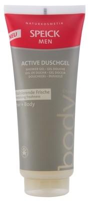 Speick Men Active Gel Doccia-Shampoo 200 ml