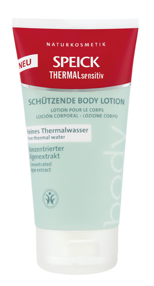Speick Thermal Sensitiv Lozione Corpo 150 ml