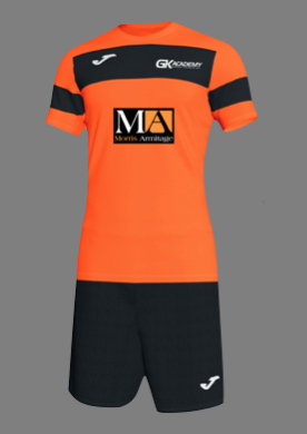 Orange Training Kit