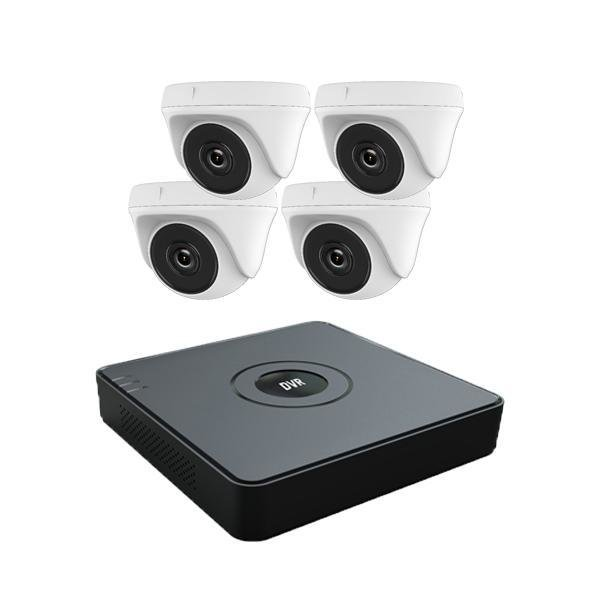 Home HD CCTV Value Package Hikvision HiWatch (inc installation)