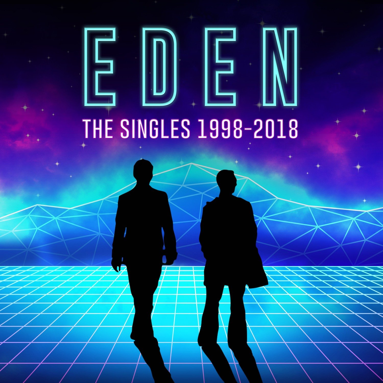 Eden-The Singles 1998-2018 Standard Edition Pre order