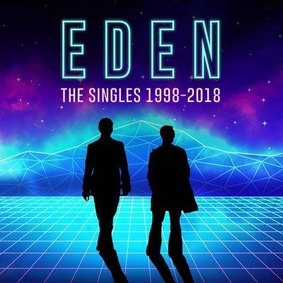 Eden-The Singles 1998-2018 Standard Edition Pre order