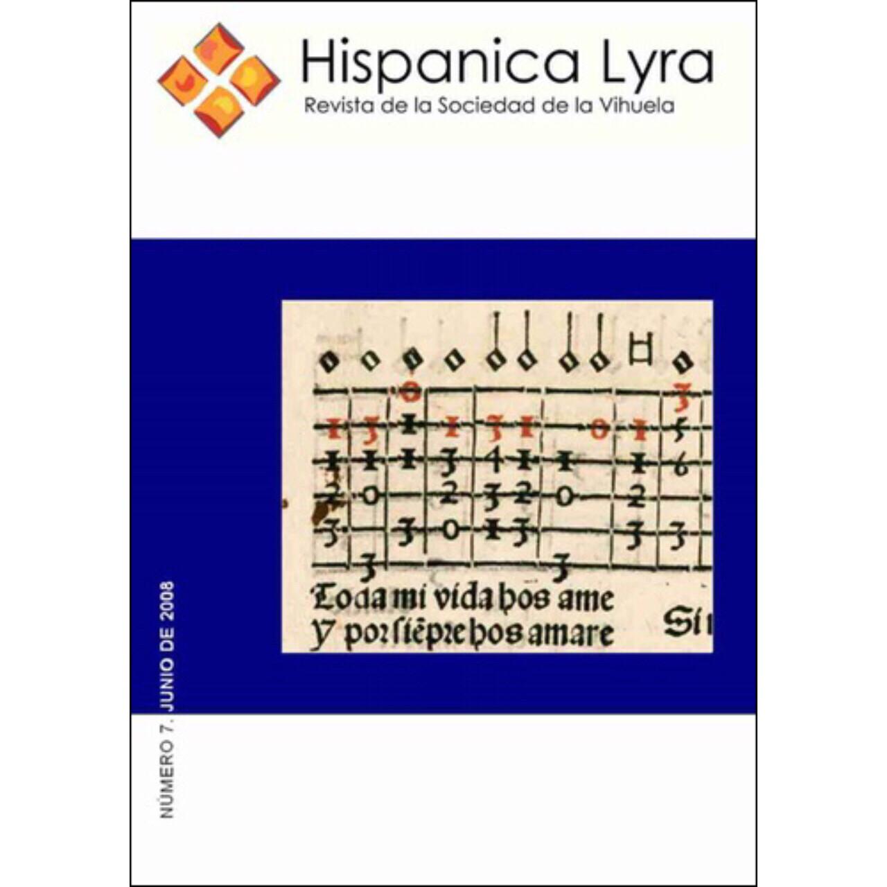 Nº7, junio de 2008 [edición digital/digital edition]