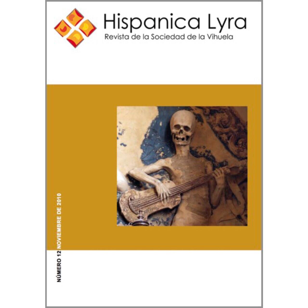 Nº12, noviembre de 2010 [edición digital/digital edition]