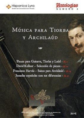 Música para tiorba y archilaúd / Music for theorbo & archlute
