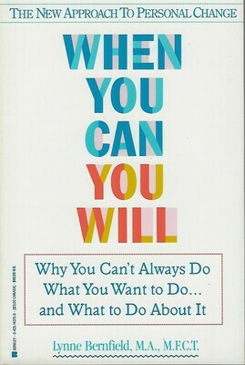 When You Can You Will - Soft Cover