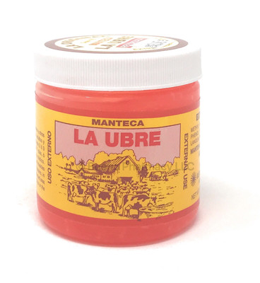 Manteca La Ubre  3 oz (Roja)