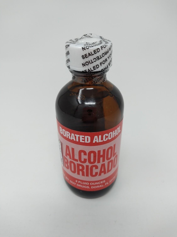Alcohol Boricado