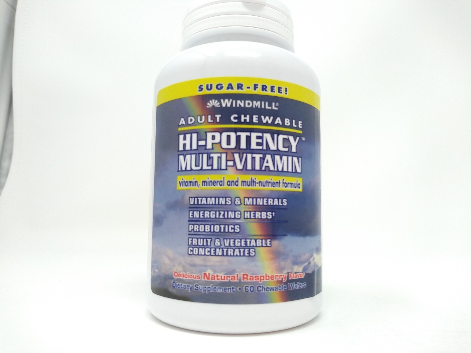 Adult Chewable Hi- Potency Multi-Vitamin Wafer