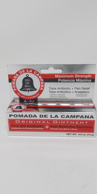 Pomada De La  Campana ointment