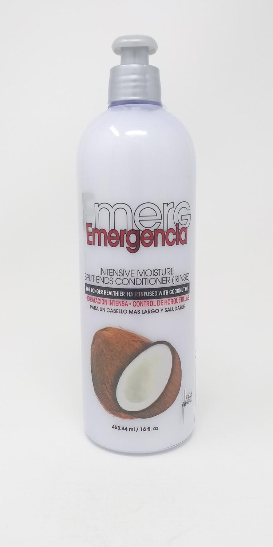 Emergencia Coconut Cond.(rinse) 16 Oz.