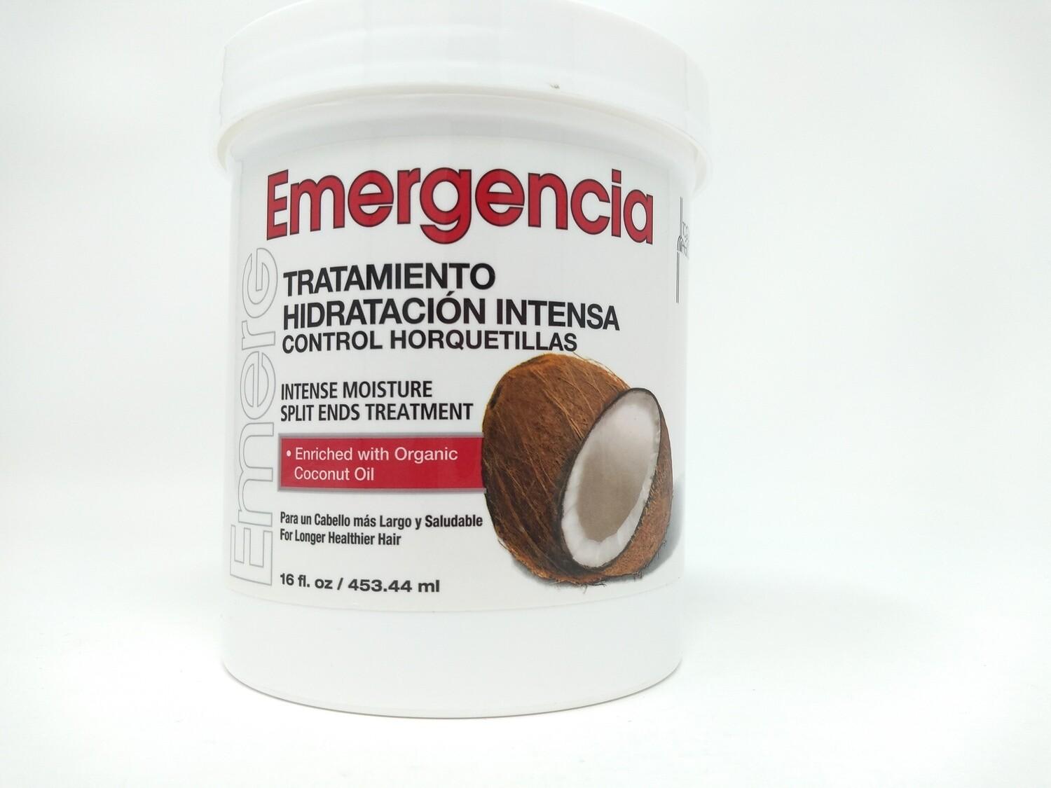 Toque M. Emergencia Trat. Coconut 16oz