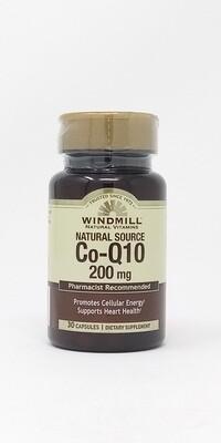 Co- Q10 200mg 30 Capsules