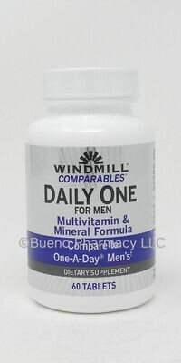Daily One For Men  60 Tablets