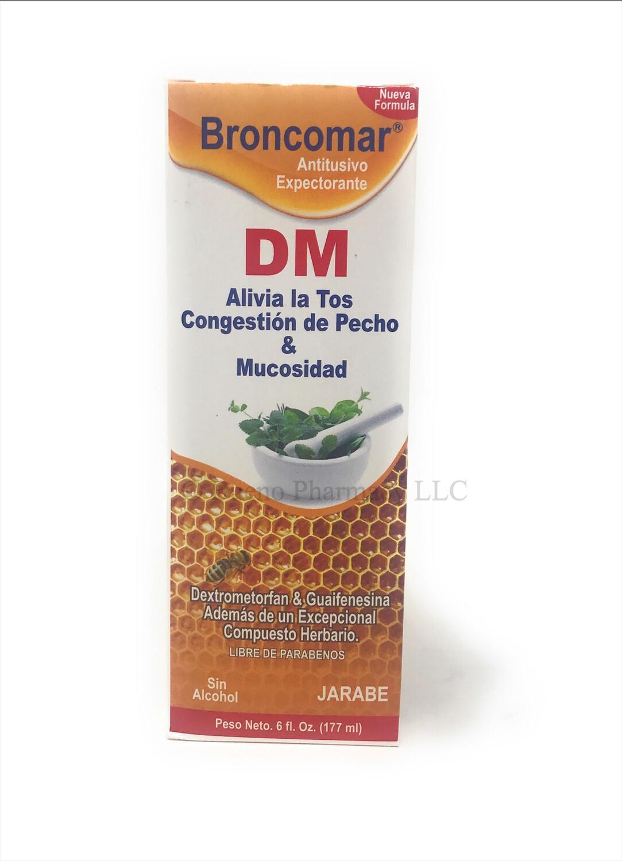 Broncomar Dm Relieve Cough Chest Congestyion &mucus(broncomar Dm Alivia La Tos Congestion De Pecho&mucosidad)