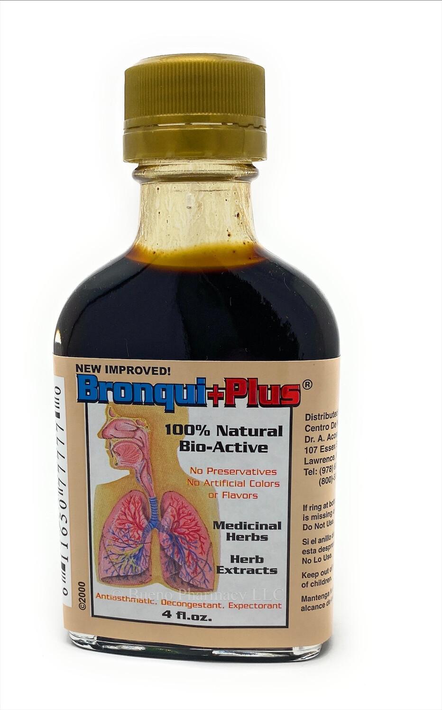 Bronqui-Plus Med 100% Natural 4oz