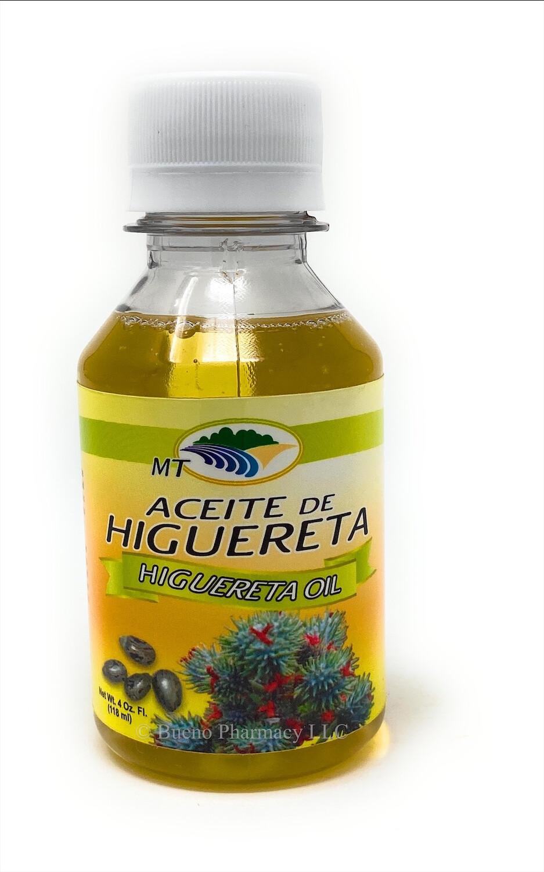 Madre Tierra Aceite De Higuereta 4oz