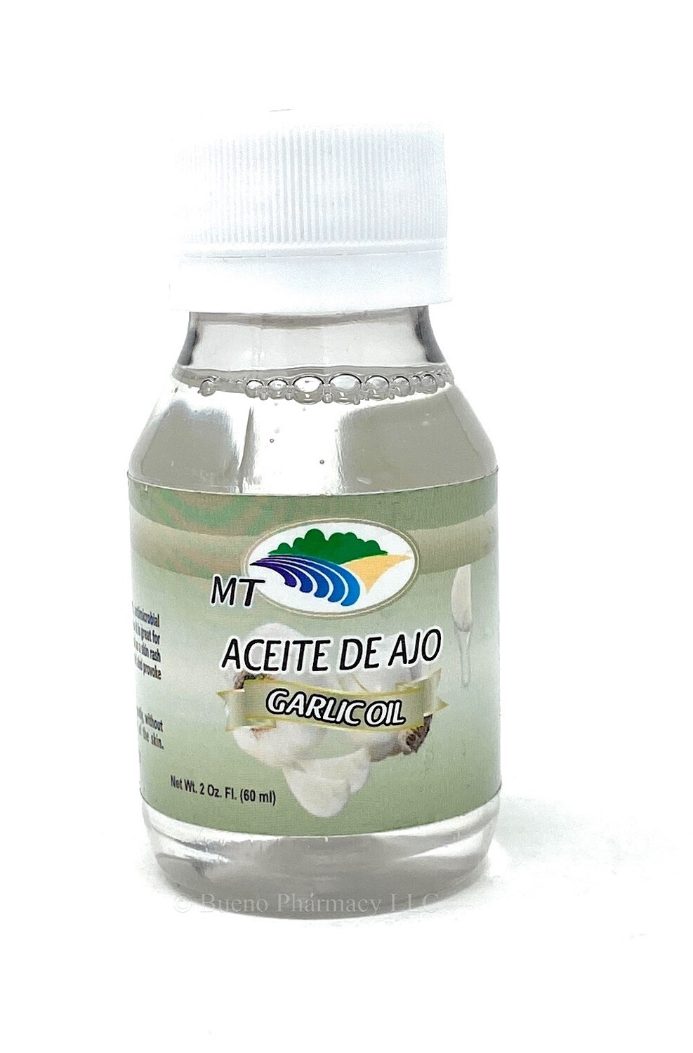 Mt Aceite De Ajo ( Garlic Oil ) 2oz