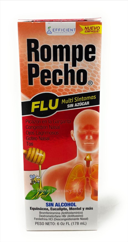 Rompe Pecho Flu 6oz sin Azúcar