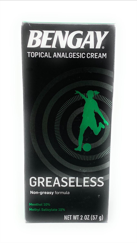 Bengay  Topical Analgesic Cream 2 oz