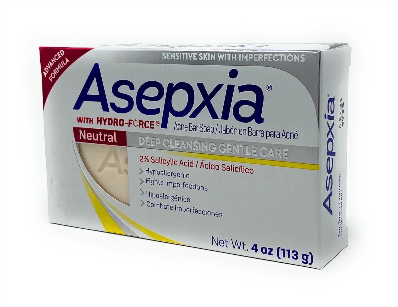 Asepxia Acne Bar Soap Neutral 4oz