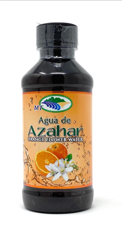Agua De Azahar Orange flavor 4oz