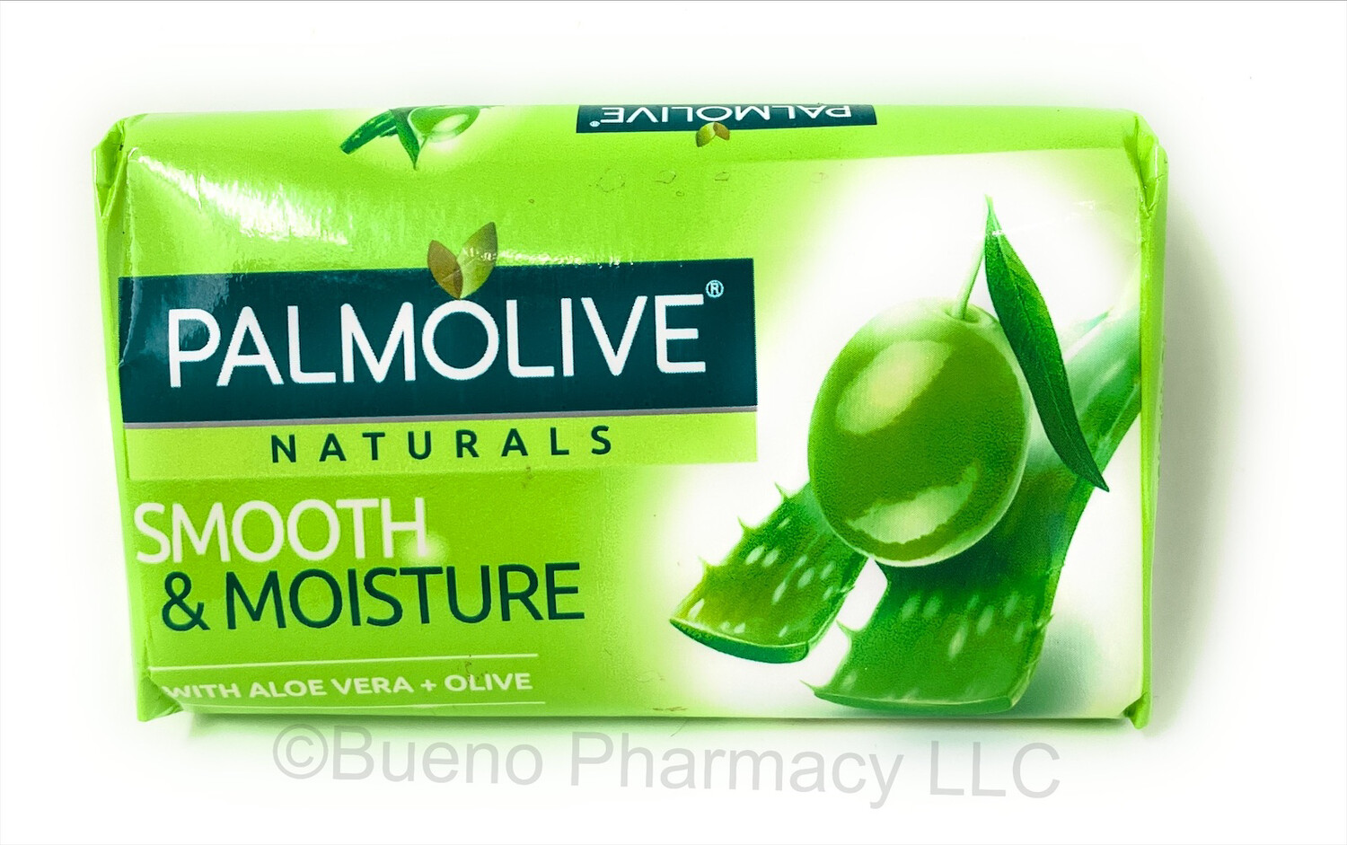 Palmolive Naturals  Soap With Aloe Vera and Olive 80grams