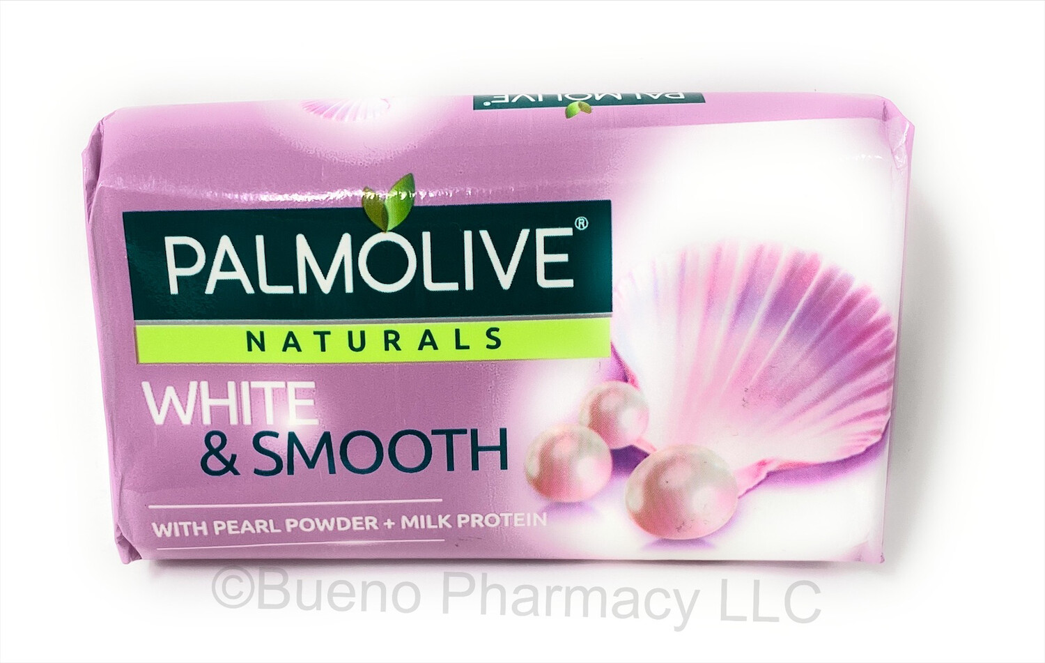 Palmolive White & Smooth Soap, with Pearl Powder + Milk Protein