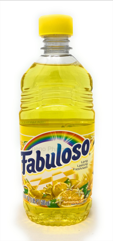Fabuloso Lemon Scent