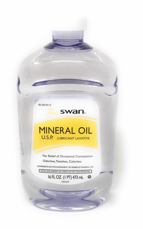 Swan Mineral Oil U.S.P