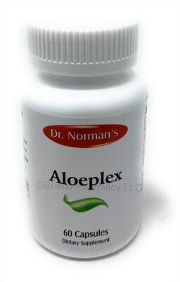 Dr. Norman's Aloeplex 60 Capsules