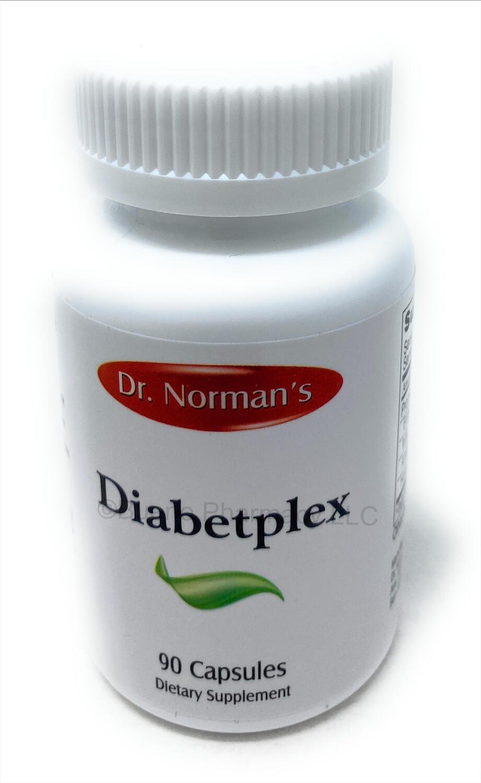 Dr. Norman's Diabet-Plex 90 Capsules