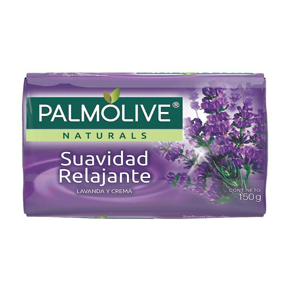 Palmolive Naturals Soap Bar with Lavender