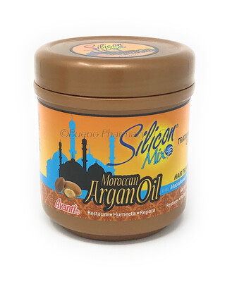 Silicon Argan Treat 16 Oz