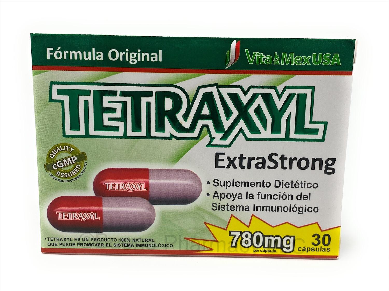 Tetraxyl Extra 780mg 30caps