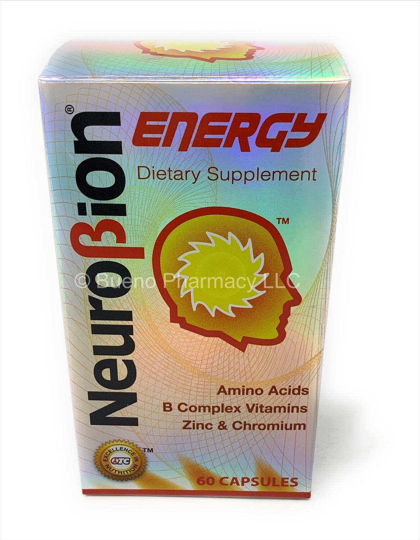 NeuroBion Energy 60 Capsules