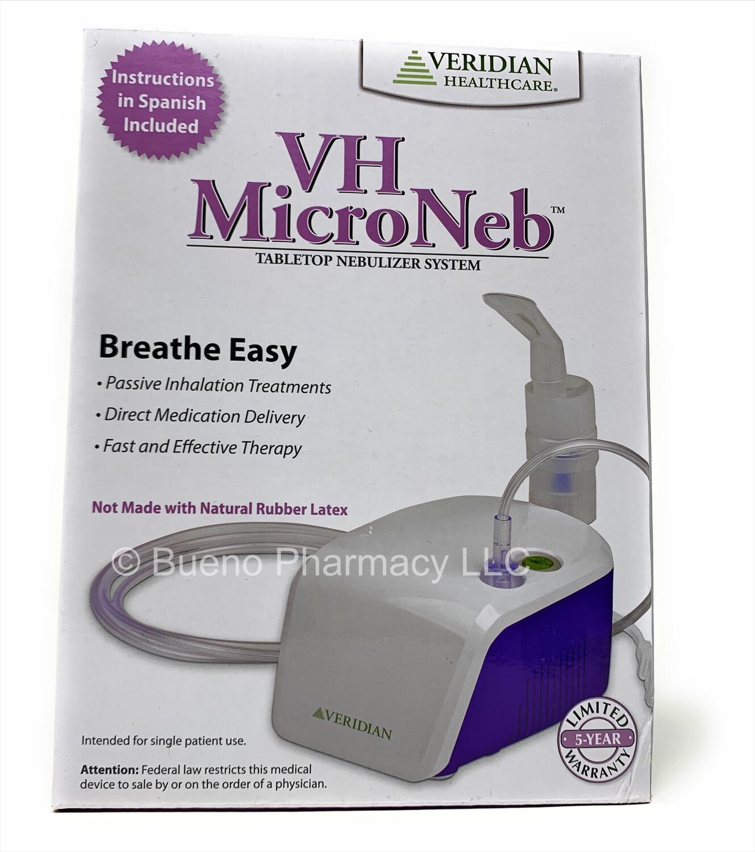 VH Microneb Tabletop Nebulizer System