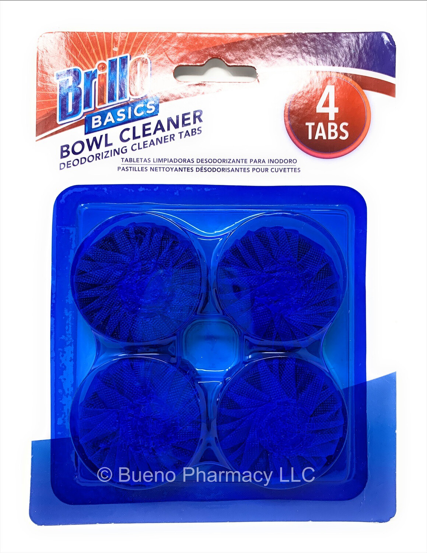 Brillo Basic Bowl Cleaner 4 Units