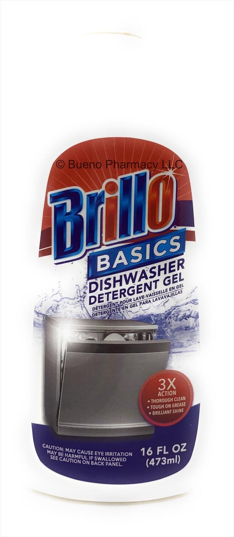 Brillo Basics DishWasher Detergent Gel