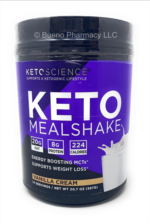 Ketogenic Meal Shake Vanilla Cream