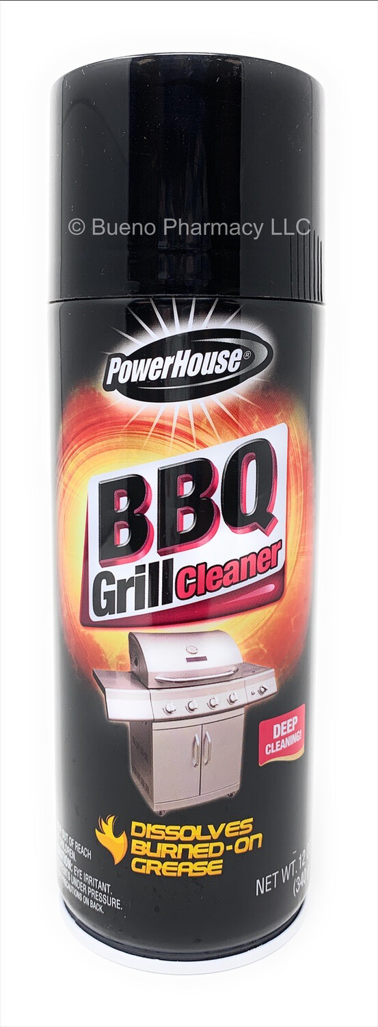 PowerHouse BBQ Grill Cleaner
