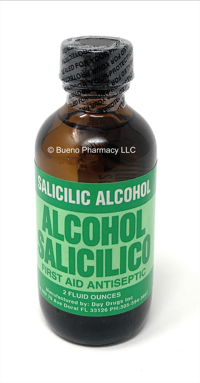 Alcohol Salicilico 2oz