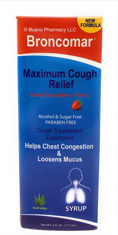 Broncomar Max Cough