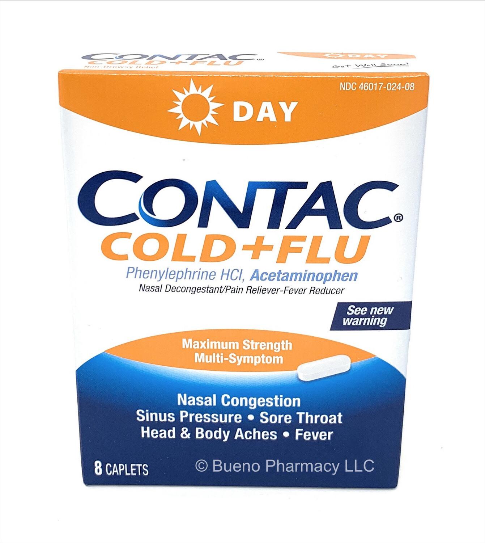 Contac Cold + Flu
