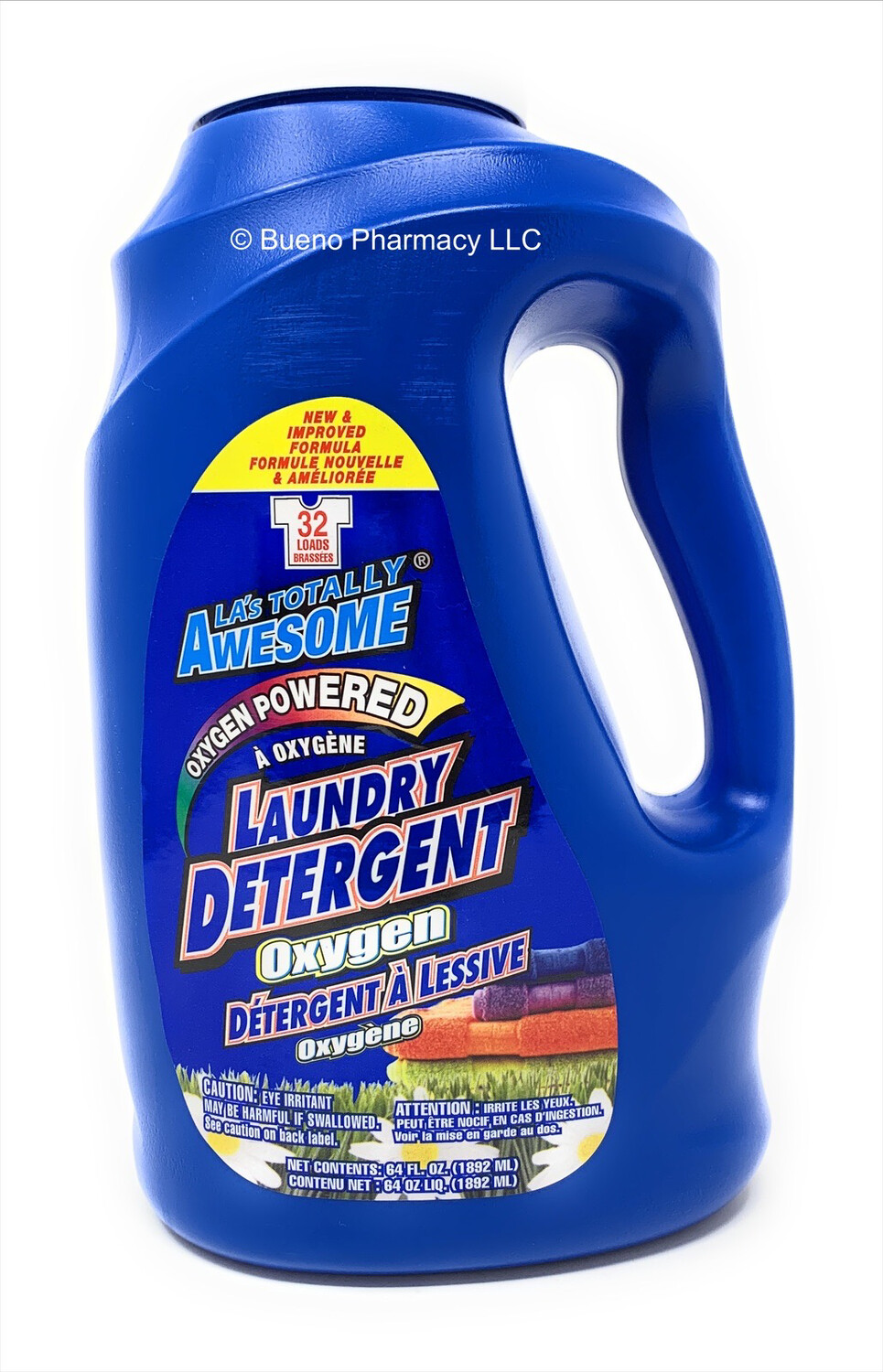 Awesome Laundry Detergent (Oxygen)