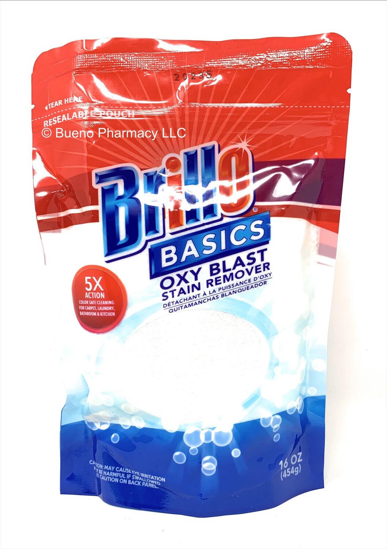 Brillo Basics Oxy Blast Stain Remover