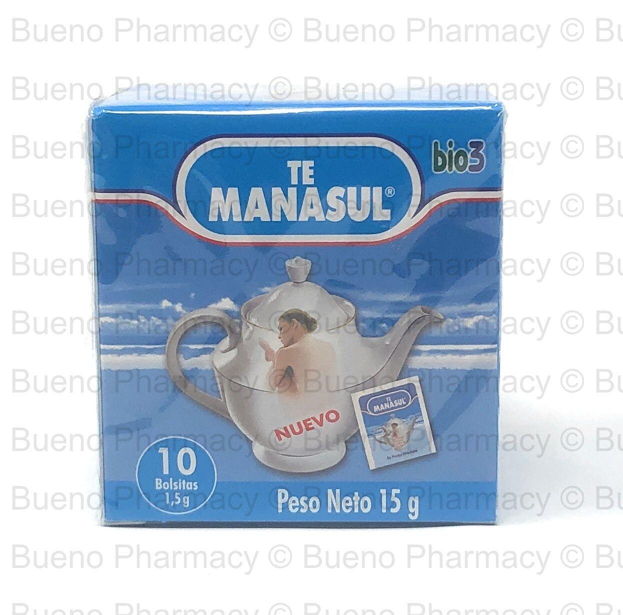 Te Manasul (10 Bolsas)