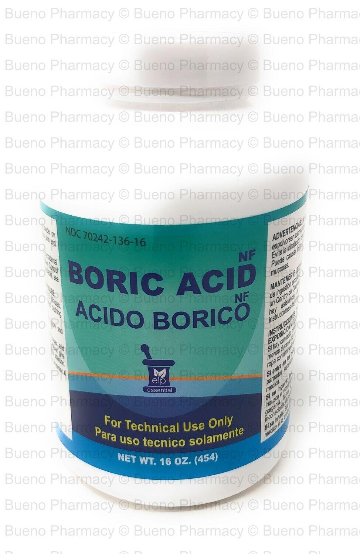 Boric Acid   Acido Borico (Elp)